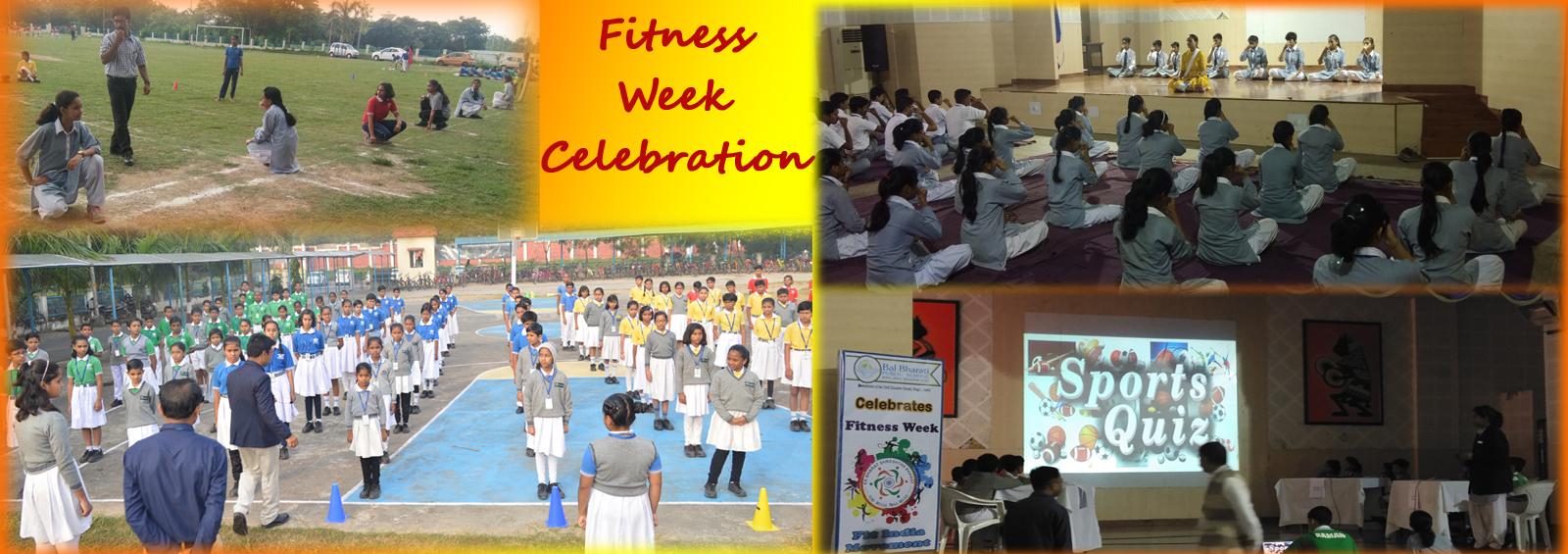 Fitness week