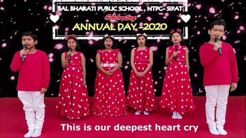 First Virtual Annual Day 2020