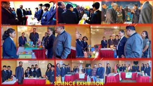 Science Exhibition 2019-20